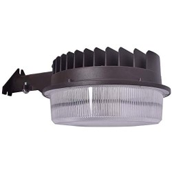 100W LED Barn Light, SZGMJIA 15,000lm Dusk to Dawn Yard Light with Photocell,CREE LED 5000K Daylight, 600W MH/HPS Replacement, 5-Year Warranty, IP65 Waterproof for Outdoor Security/Area Light