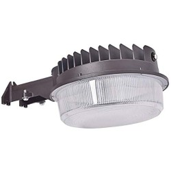 120W LED Barn Light, SZGMJIA 18000lm Dusk to Dawn Yard Light with Photocell,CREE LED 5000K Daylight, 700W MH/HPS Replacement, ETL&DLC Listed Waterproof for Outdoor Security/Area Light